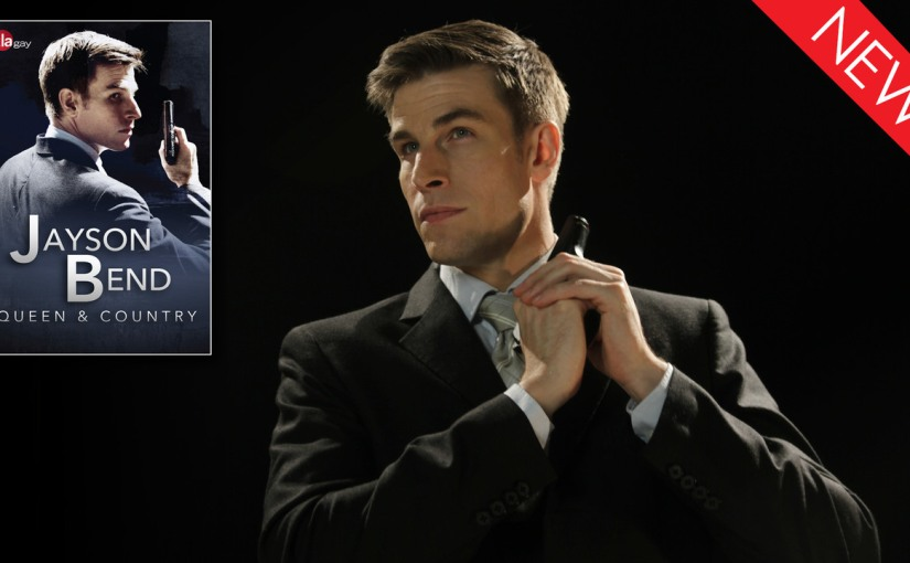 Finally…a gay James Bond!