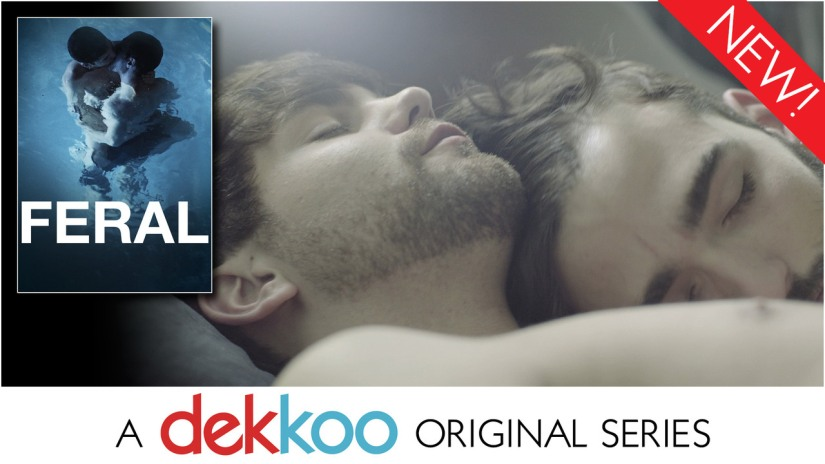 Feral, a Dekkoo-original series, is availableNOW!