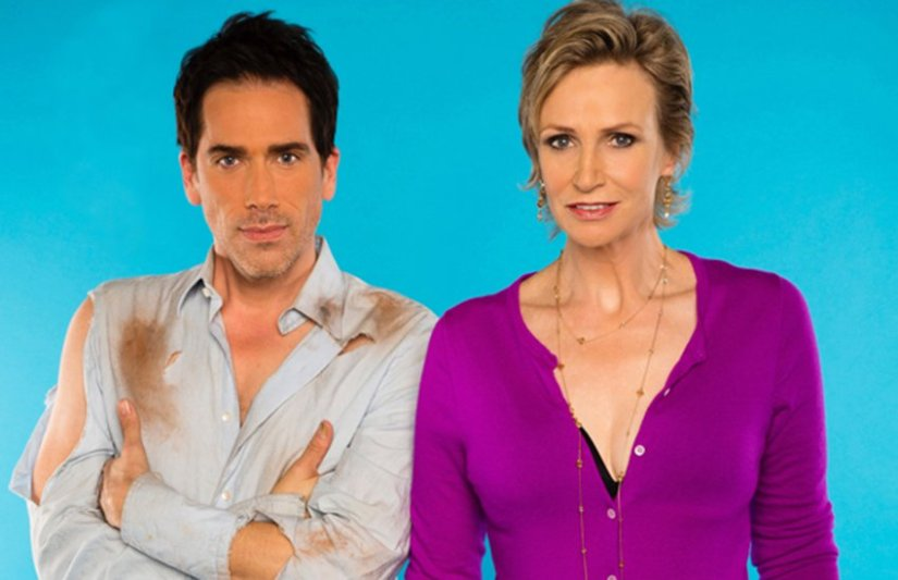 Jane Lynch and Paul Witten, stars of 'Dropping The Soap', on why Hollywood actors stay in thecloset