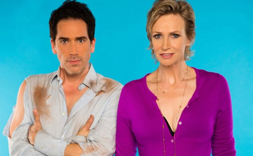 Jane Lynch and Paul Witten, stars of 'Dropping The Soap', on why Hollywood actors stay in the closet