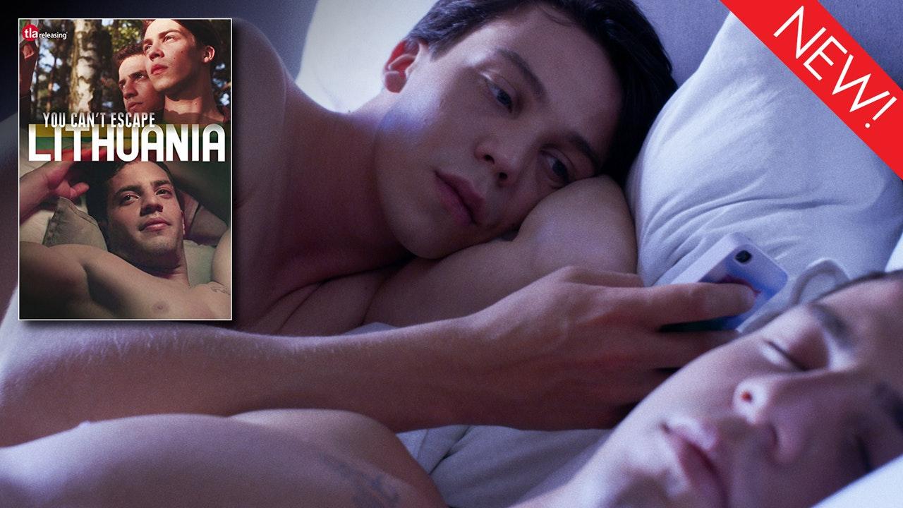 Побег гей порно фильм