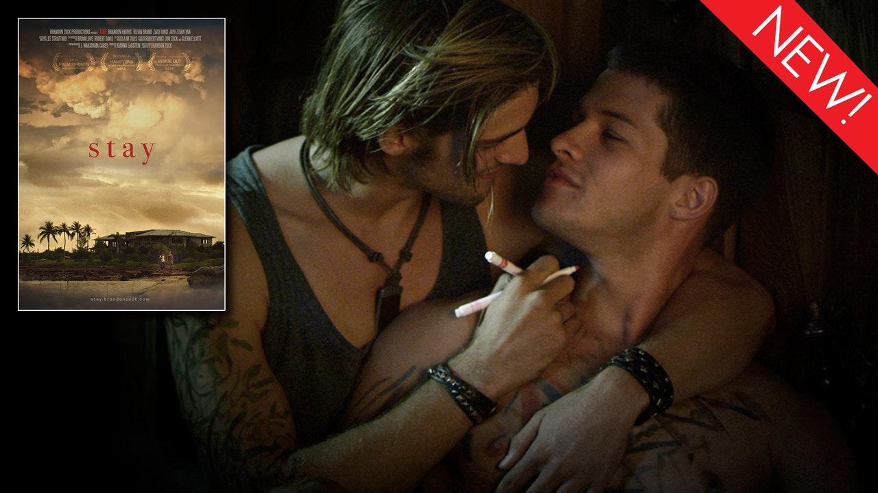 Watch the gay short film, 'Stay' on Dekkoo!
