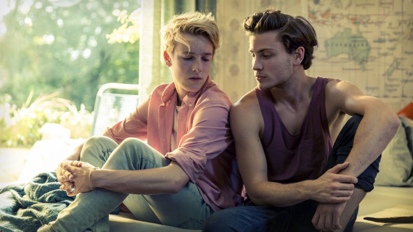 One Great Gay Shot – 'Center of My World' (2016)