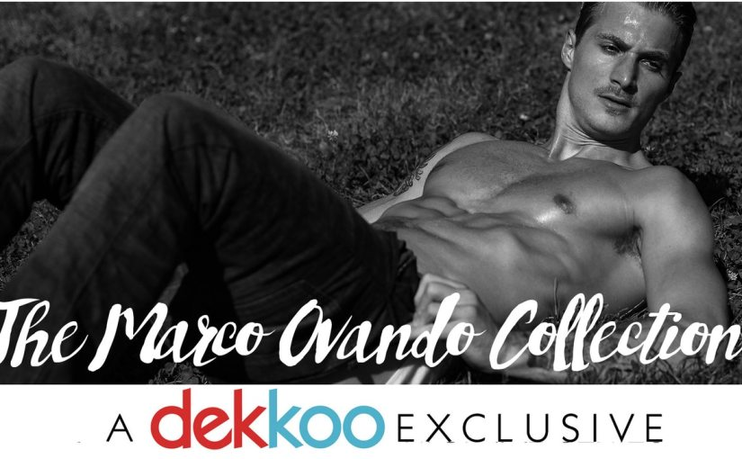 This is the art for the Marco Ovando Collection