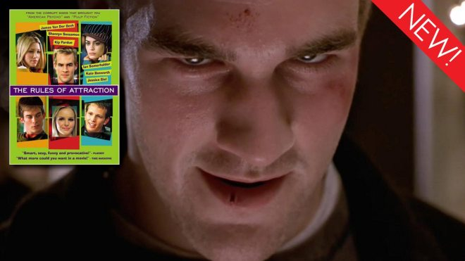 James Van Der Beek stars in the movie 'The Rules of Attraction' now streaming on Dekkoo.com!