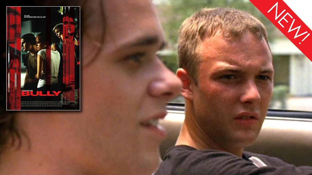 Brad Renfro stars in the Larry Clark film, 'Bully'