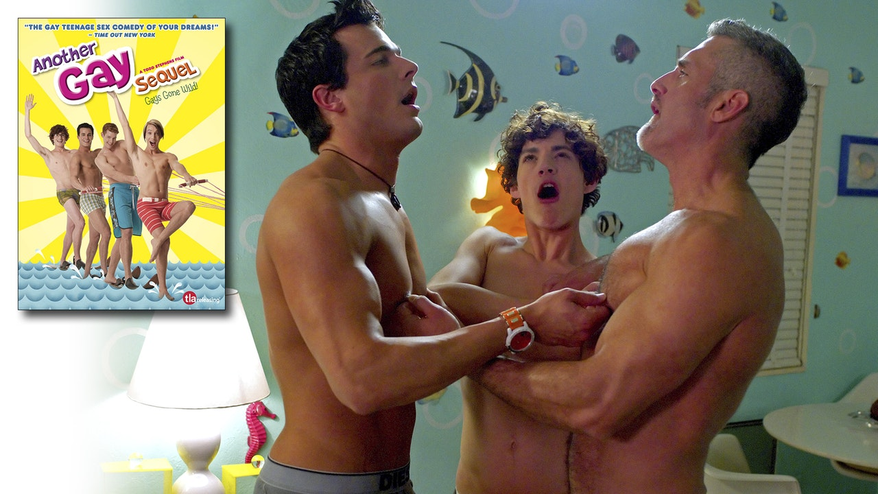 Another gay sequel sex scenes