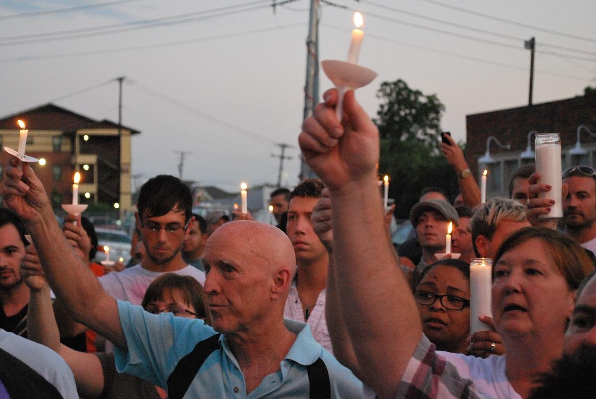 Candlight Vigil 3