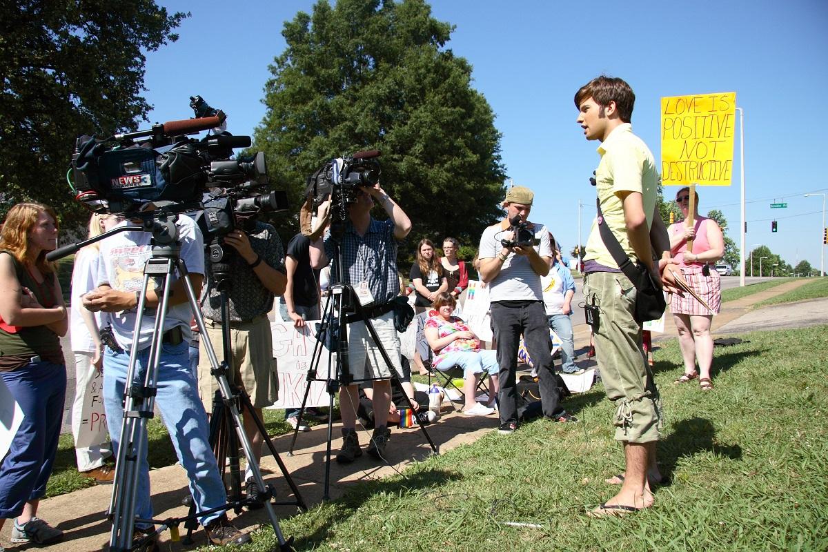 Media lots of Cameras