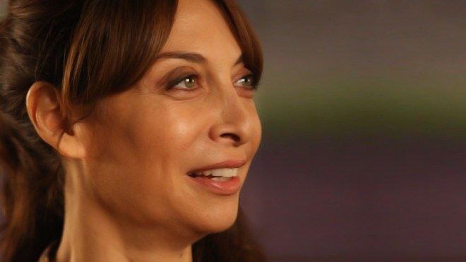 Illeana Douglas in The Green