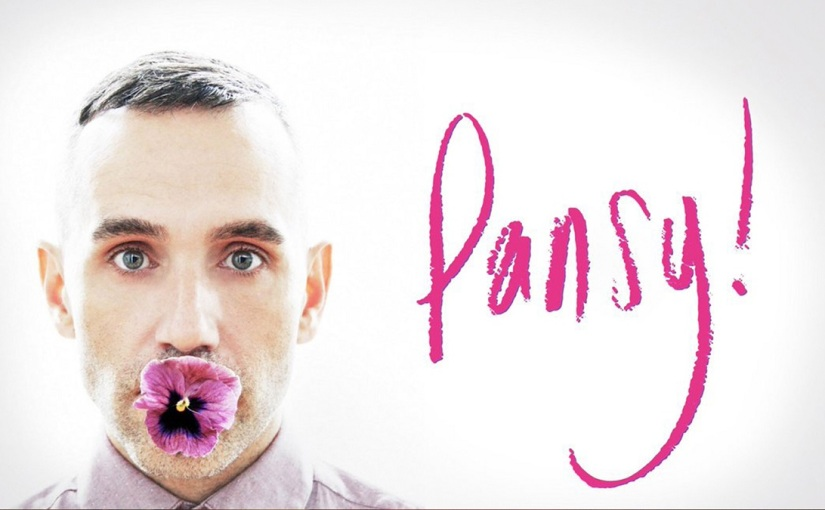 Artist Paul Harfleet turns Pansies into Power
