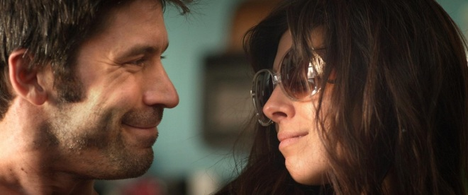 David W. Ross and Jamie-Lynn Sigler in I Do - Now Available on Dekkoo