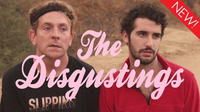 The gay short film 'The Disgustings' is now available on Dekkoo.com