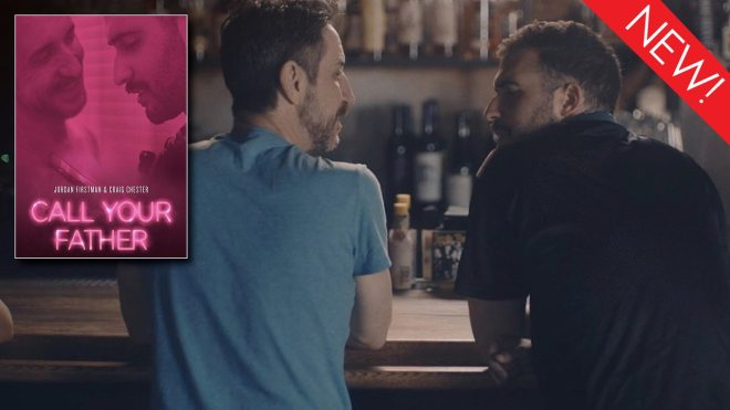 "The gay short film ""Call Your Father"" is available to stream on Dekkoo.com"