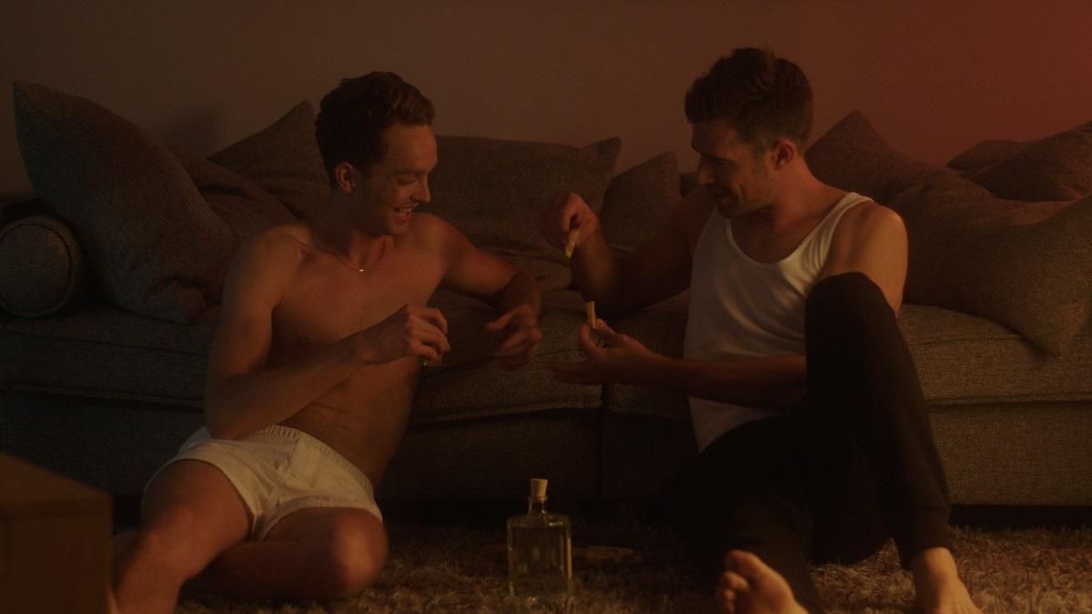 Pip Brignall and Jo Weil in Sodom – Coming Soon to Dekkoo