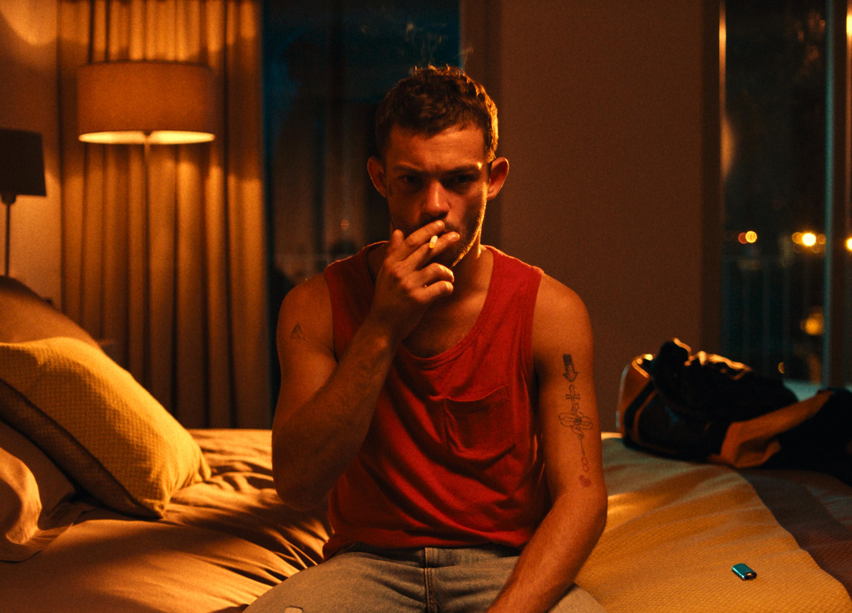 Felix Maritaud stars in the gay film, 'Boys'