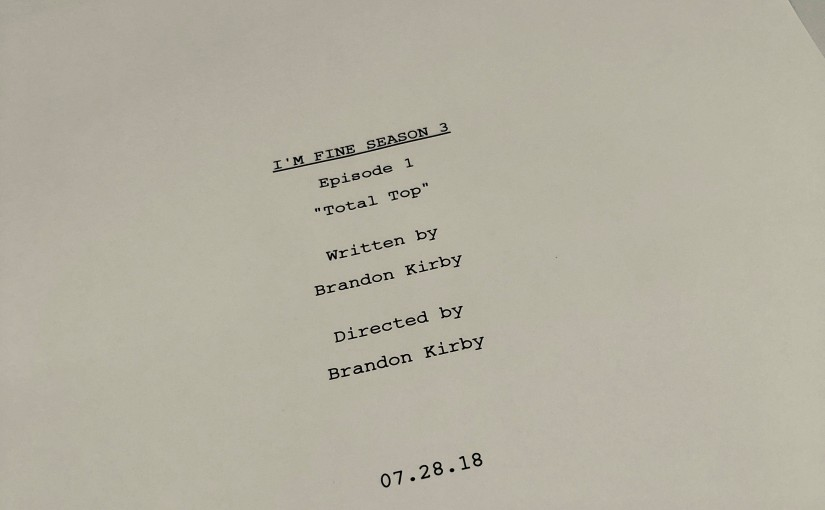'I'm Fine' Season 3 begins pre-production!