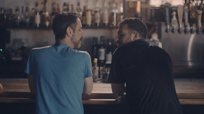 Craig Chester and Jordan Firstman in Call Your Father