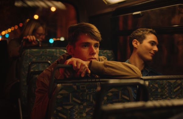 Nicolas Bauwens stars in the gay film, Boys