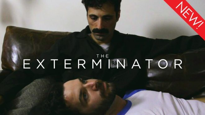 The gay short film The Exterminator is now available to watch on Dekkoo