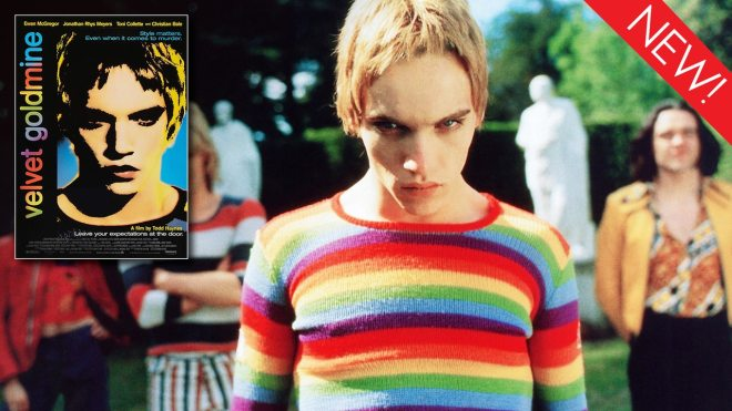Velvet Goldmine is now available to stream on Dekkoo