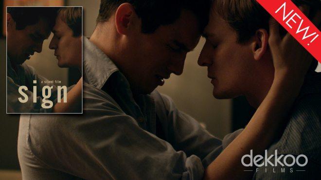 Dekkoo Films presents the gay short film Sign now available on Dekkoo