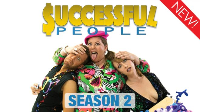 The second season of Successful People is now available to binge on Dekkoo