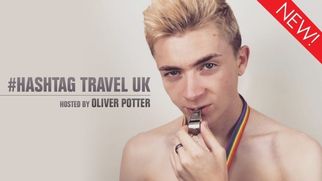 The gay travel show #Hashtag Travel UK is available to stream on Dekkoo