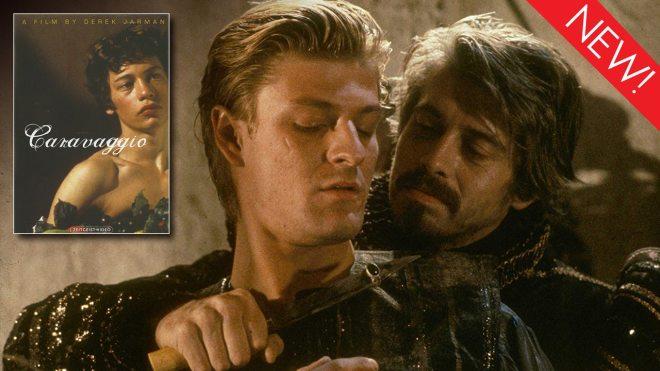 Derek Jarman's gay film 'Caravaggio' is now available to stream on Dekkoo