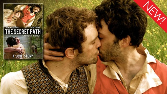 The gay film The Secret Path is available now on Dekkoo!