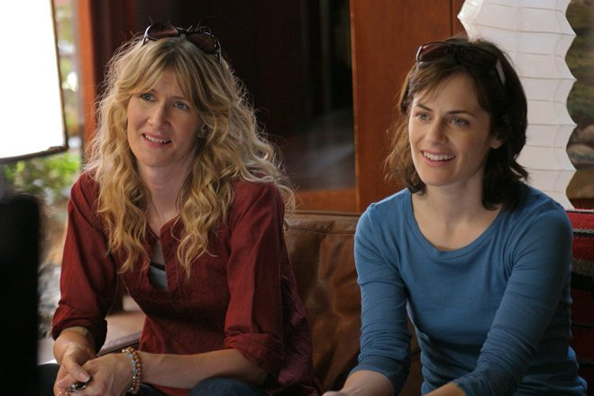 Laura Dern and Sarah Clarke in Happy Endings