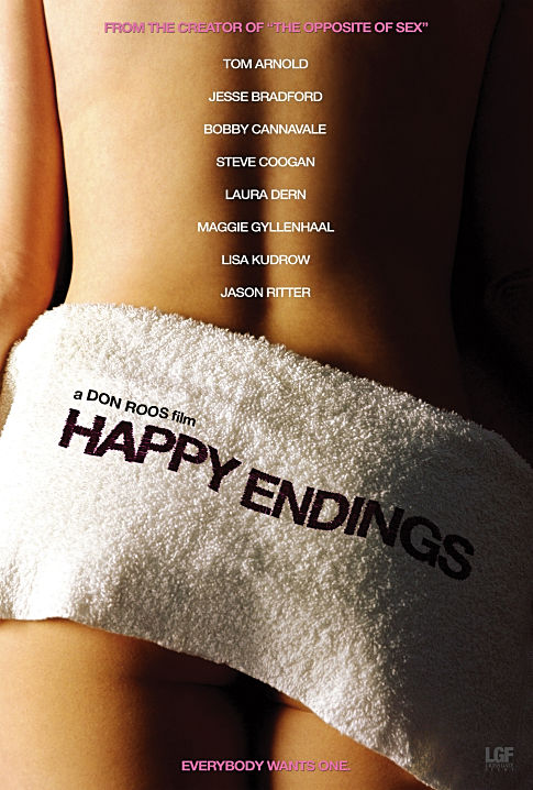 Original Theatrical Poster for Happy Endings by Don Roos, Now Available on Dekkoo