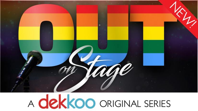Don't Miss OUT on Stage, the New Dekkoo-Original Comedy Series!