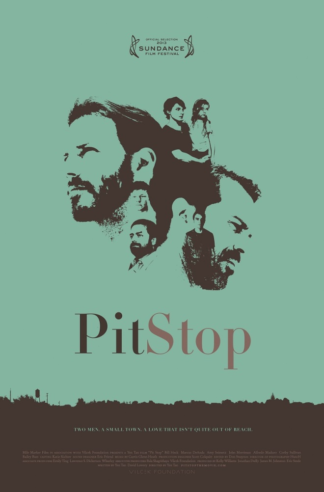 Original Poster Art for Pit Stop