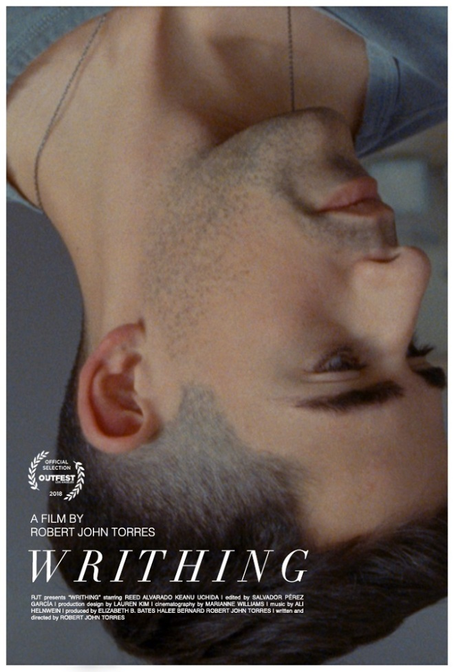 Writhing - Original Poster Artwork
