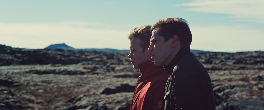Bjorn Stefansson and Sigurdur Thor Oskarsson in Rift