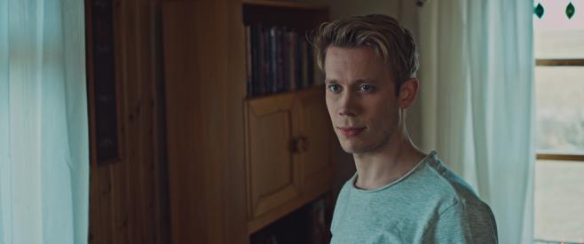 Sigurdur Thor Oskarsson in Rift