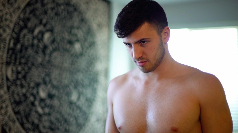 Watch the new gay series Bad Boy… or we'll give you a spanking
