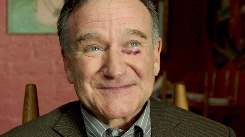 Robin Williams will break your heart inBoulevard