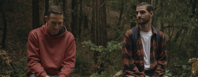 Stephen Twardokus and JD Scalzo in Devil's Path
