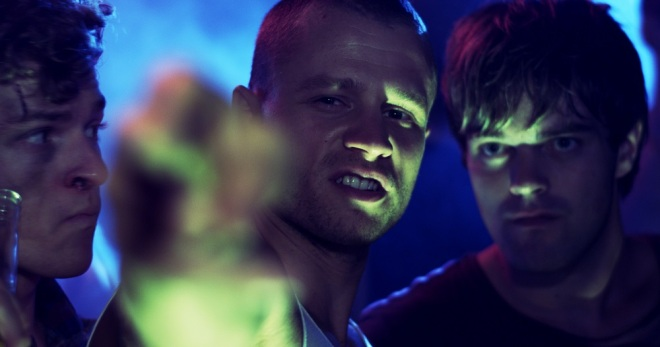 Matt Levett and Jack Matthews in Drown