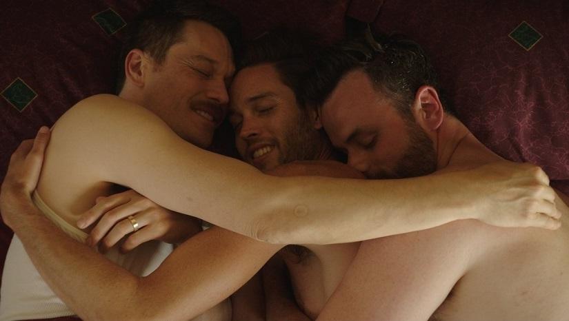 Watch the trailer for the sexy new Dekkoo Original Series TheThird!