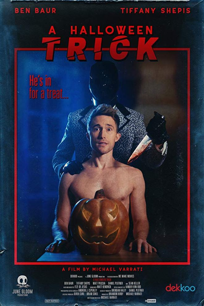 Ben Baur in A Halloween Trick - A Dekkoo Original Film