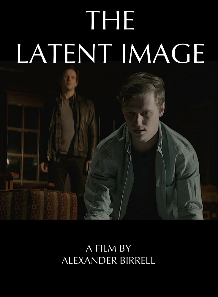 Joshua Tonks and Jay Clift in The Latent Image