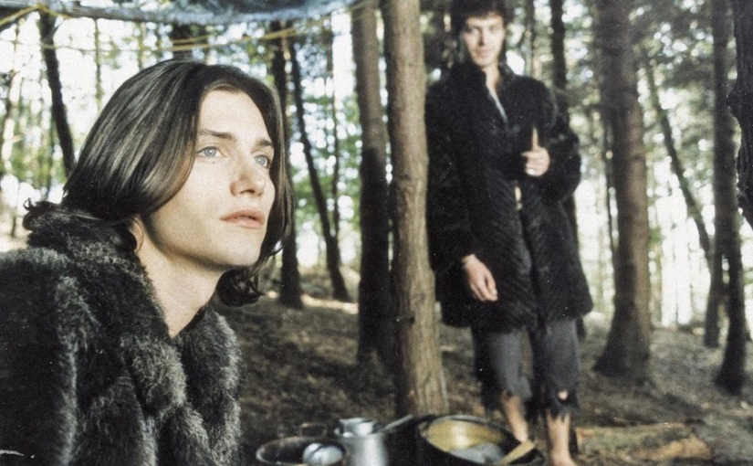 A dark gay fairy tale comes to Dekkoo with 1998's The Wolves of Kromer