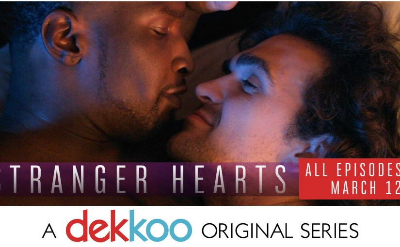 Watch now! 'Stranger Hearts' official trailer.