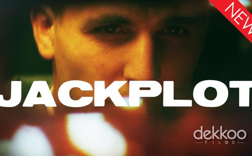 Money and paranoia thwart a gay couple's plans in the Dekkoo Original Short Jackplot