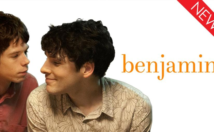 Colin Morgan and Phénix Brossard star in this charming new comedy from British comedian SimonAmstell