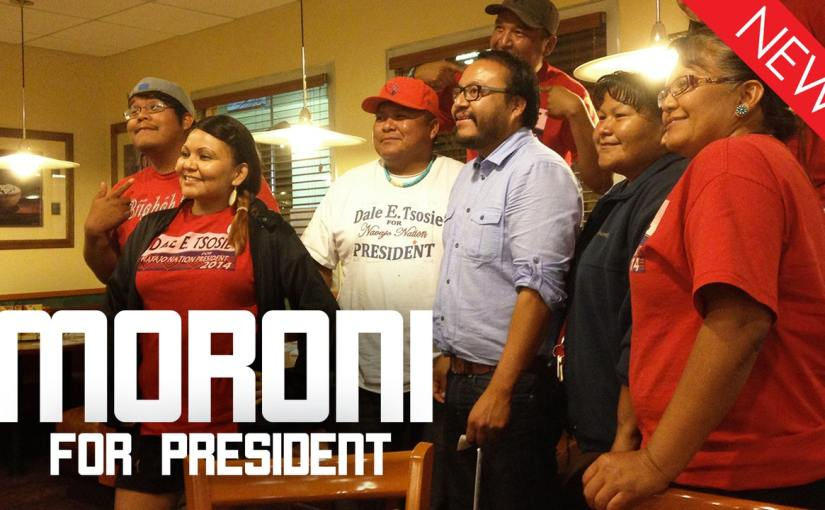Identity and LGBTQ rights become central to a tribe's future in the new doc Moroni for President
