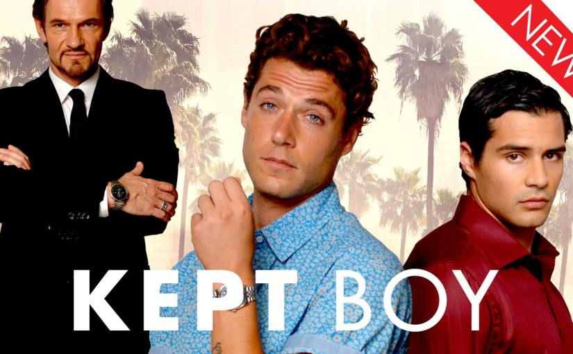 Now Available: Kept Boy